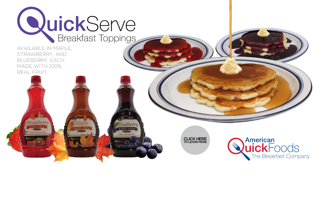 American Quick Foods Pancakes In About A Minute